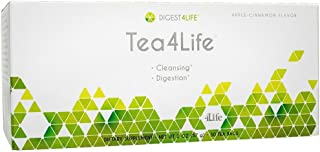 Tea4Life Natural Cleansing & Detox Tea for Intestinal Maintenance