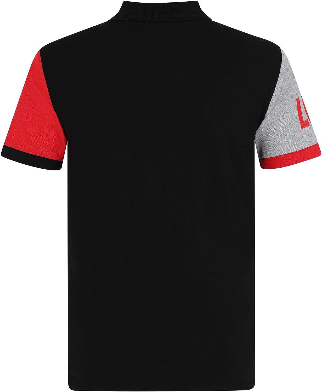 Liverpool FC - Polo oficial para hombre - Con el escudo del club