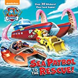 Sea Patrol to the Rescue! (PAW Patrol) (Pictureback(R))
