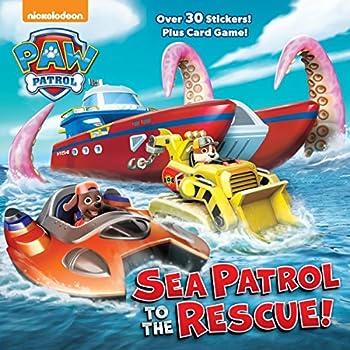 Sea Patrol to the Rescue!  PAW Patrol   Pictureback R
