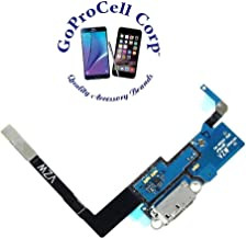 GOPROCELL (TM) NEW USB Charger Charging Port Dock Connector Flex Cable Replacement for Samsung Galaxy Note 3 Verizon ( N900V verizon )