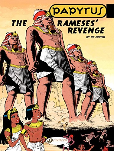 Papyrus - Volume 1 - The Rameses revenge (English Edition)