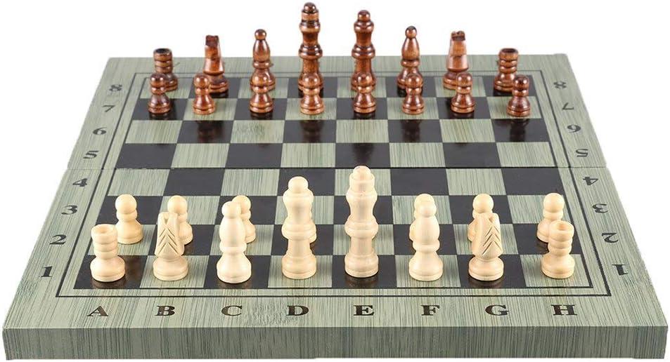 ZHZHUANG Chess Set Board Austin Mall F Wooden mart International