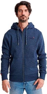 Superdry Orange Label Classic Zip Hood Sweat-Shirt À Capuche Sport Homme