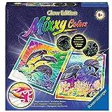 Ravensburger 294350 Mixxy Colors Malen 29435 - Welt der Delfine -
