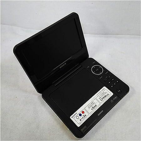 SONY 7型液晶ポータブルDVDプレーヤー DVP-FX720W ホワイト