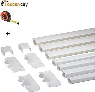 Toucan City Tape Measure and Legrand Cornermate Entertainment Kit C4050K