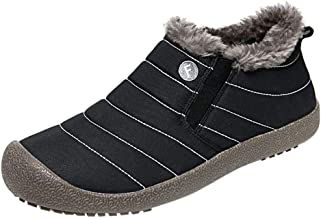 Lazzboy Womens Mens Unisex Boots Shoes Booties Snow Ankle