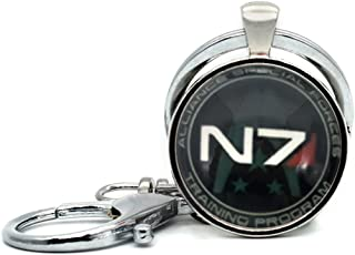 mass effect keyring