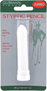 Clubman Styptic Pencil Jumbo (3 Pack)