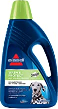 BISSELL Wash & Protect Pet Formula  |  For Use With All Leading Upright Carpet Cleaners  |  Removes Pet Stains & Odours  |  1087N
