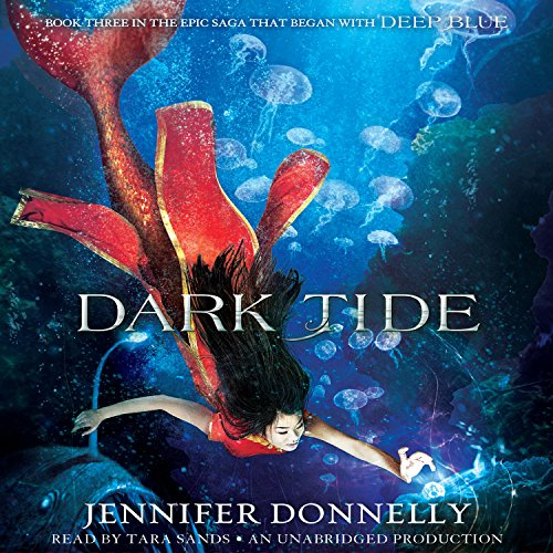 Dark Tide audiobook cover art