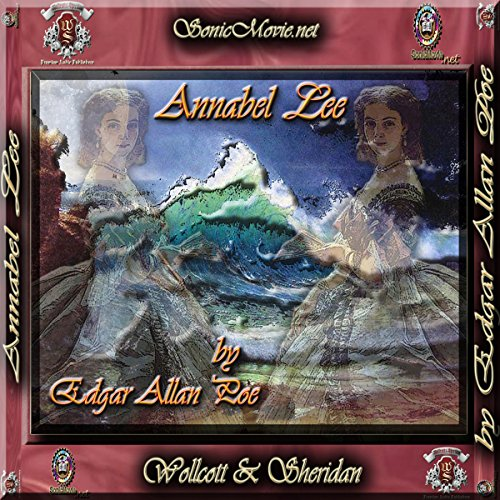 Annabel Lee audiobook cover art