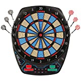 Best Electronic Dart Boards - OLI Electronic Dart Board with LED Display Review