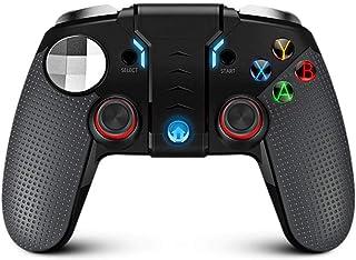 ワイヤレスBluetoothゲームパッド Android / IOSコントローラ ゲームパッド ゲームパッド モバイルゲームパッド モバイルゲームパッド Android / IOSコントローラ ワイヤレスBluetoothゲームパッド E-84