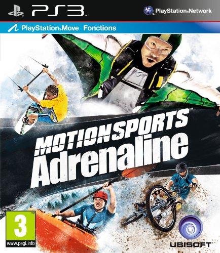 Ubisoft  Motionsports Adrenaline, PS3