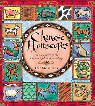 Hardcover Chinese Horoscopes Book