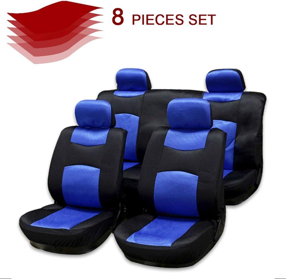cciyu Blue New arrival Black Mesh Cloth Rapid rise Car Covers Cover Auto Washable Seat