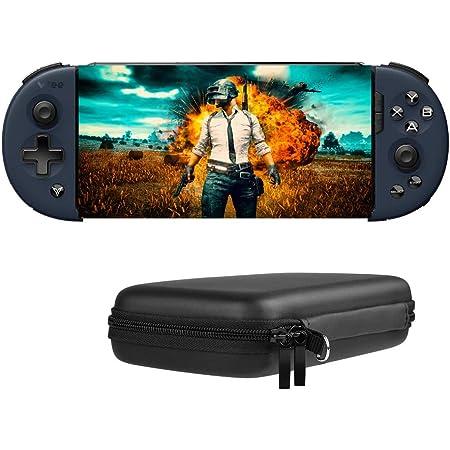 und FPS-Spiele,Schwarz FSGD Mobile Game Controller Bluetooth Phone Controller f/ür Android//iOS Wireless Mobile Controller Joystick Gamepad f/ür MOBA