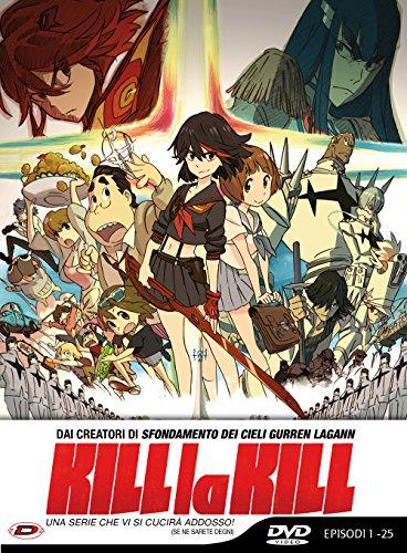 Kill La Kill (Box 5 Dvd)(Eps 01-25)
