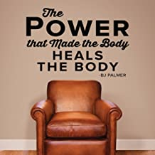 Best the power that made the body heals the body Reviews