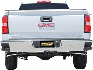 Best gibson cat back exhaust silverado Reviews