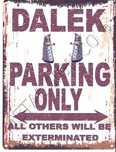 Suzuki Parking Sign Petite 15 x 20 cm r/étro Bo/îte en m/étal de style vintage D/écoration murale Abri Atelier Garage Classic Cars