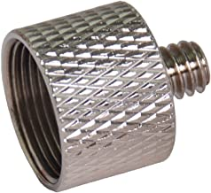 Bestshoot 2 Packs Microphone Shockmount Screw 5/8-27