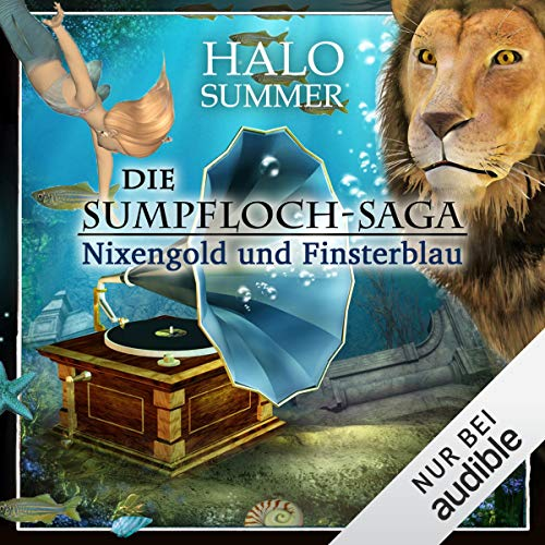 Nixengold und Finsterblau audiobook cover art