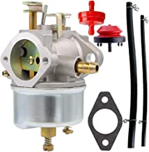 Best tecumseh engine parts carburetor Reviews