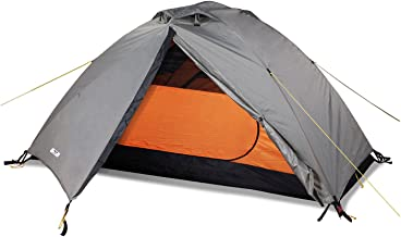 MIER 2 Person Camping Tent Free Standing Outdoor Backpacking Tent with Footprint, Waterproof and Quick Setup, 3 Season