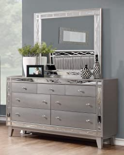 Coaster Home Furnishings Mirror, Metallic Mercury