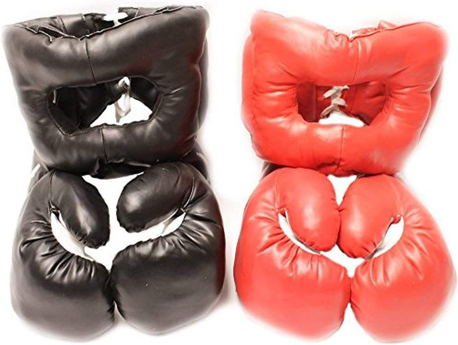 Adult-sized Boxing Gloves and Head Gear Classic a Spar for Discount is also underway Training with