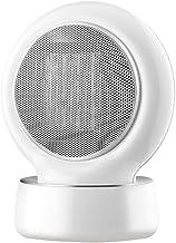 NFJ Calefactor Eléctrico Cerámico, Mini Calefactor Cerámico,1500 W,Calefactor Cerámico De Rápido Calentamiento,termostato para Cuarto/Baño/Oficina