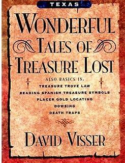 Texas Wonderful Tales of Treasure Lost