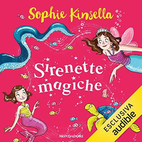 Sirenette magiche copertina