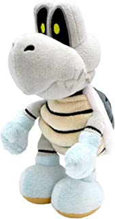Sanei Super Mario All Star Collection AC38 Dry Bones Stuffed Plush, 8