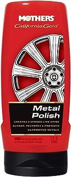 Mothers 05112 California Gold Metal Polish - 12 oz.: image