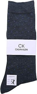 (カルバン?クライン)Calvin Klein メンズ クルー丈 ソックス ビジネス 2562218 25-27cm