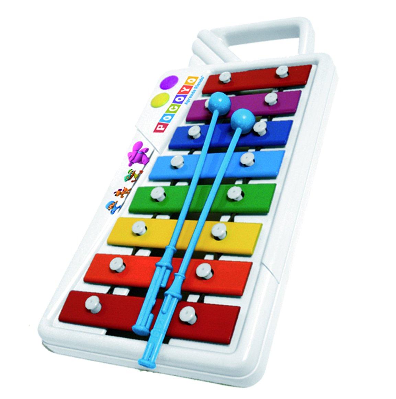 Pocoyo - Xilofón infantil en estuche, de 8 notas (Claudio Reig 317.0) , color/modelo surtido: Amazon.es: Juguetes y juegos