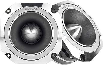 $64 » PRV AUDIO 4 Inch Titanium Bullet Tweeter Pair TW700Ti-4 Slim Profile, 200 Watts Program Power, 4 Ohm, 100 Watts RMS, 1.5 i...