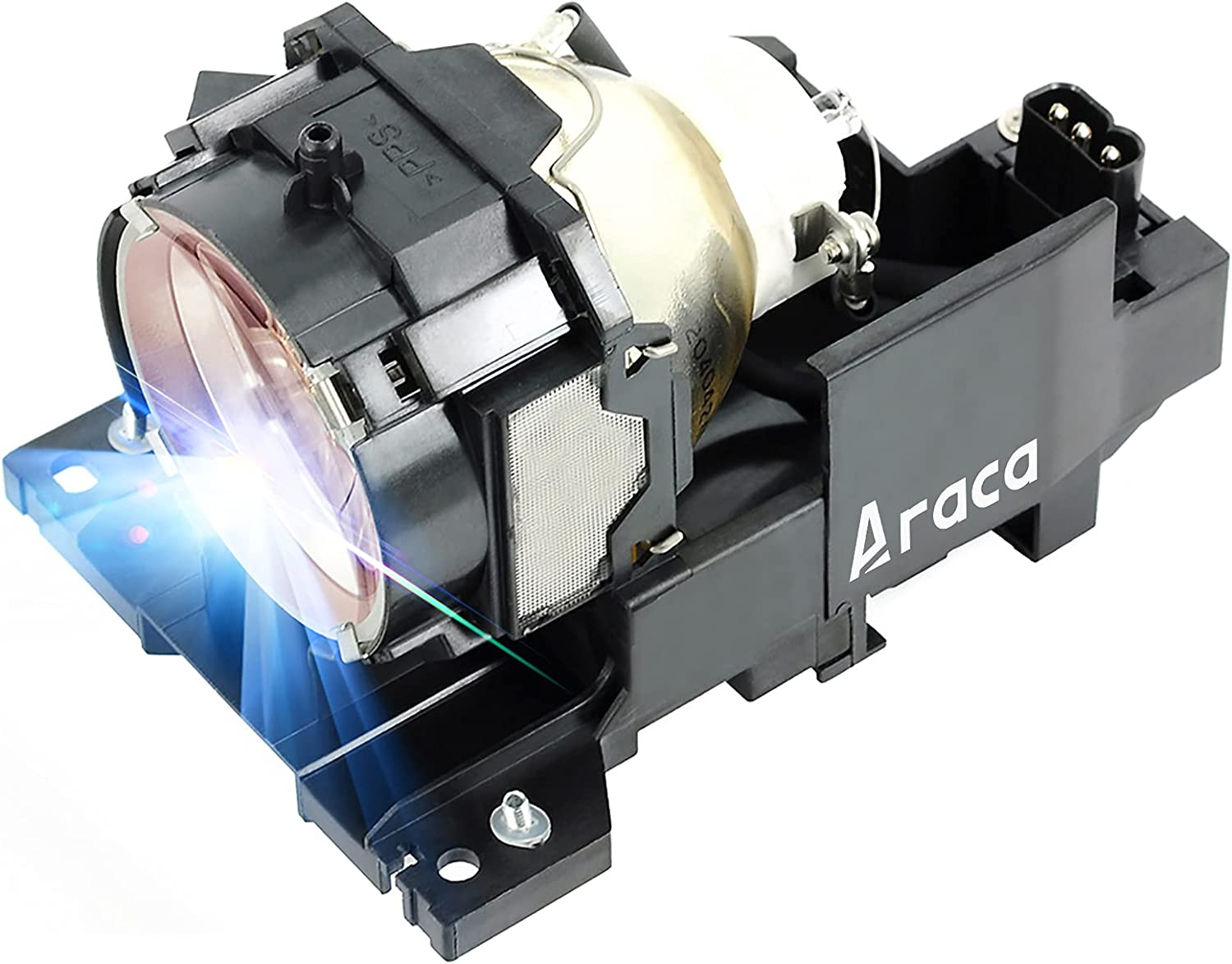 Araca DT00873 Projector Lamp with Housing for Hitachi CP-WX625 CP-X809 Replacement Projector Lamp