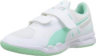 PUMA Auriz V Jr, Zapatillas de Balonmano Unisex Niños