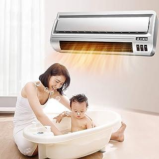 HEATER ZLMI El Calentador, Tipo radiador Inteligente del Control, Calentador eléctrico montado en la Pared, Ahorro de la energía e Impermeable, energía es 2000W, tamaño: los 57 × 12 × 22Cm
