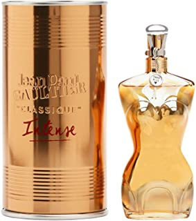 Jean Paul Gaultier Classique Intense by Jean Paul Gaultier for Women 3.3 oz Eau de Parfum Spray