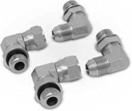 Universal Hydraulic Multiplier Adapter Kit 1 1/4″ to 8″ for Summit Hydraulic Multiplier