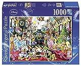 Ravensburger - Puzzle Navidad Disney, 1000 piezas, Disney (19553)