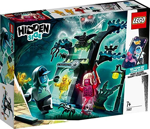 wow Lego Hidden Side 70427 Hidden Side Portal