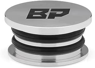 Blackpath - Integra + Civic + CRX + Del Sol Cam Seal for DOHC B-Series Engines Fits Honda + Acura B16 + B18 + B20 Motor Dual O-Ring (Polished) T6 Billet