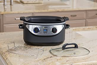 Living Well With Montel MWMC01 Pro Plus 6-in-1 Multi-Cooker